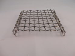 enamelling heavy duty mesh support