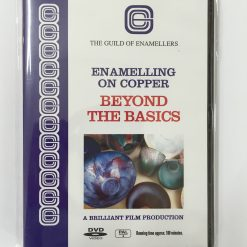Enamelling on Copper DVDs