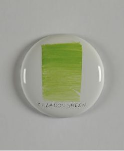 celadon green painting colour