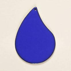 dark blue opaque